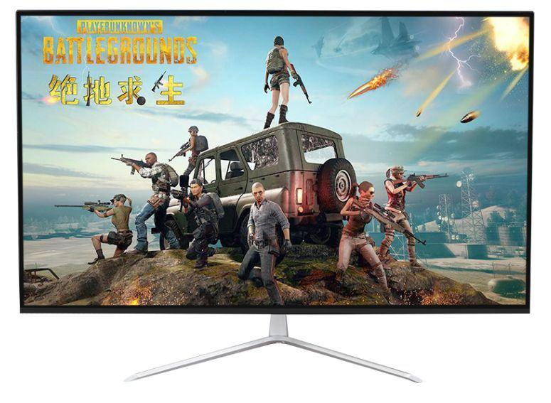 27inch OEM/ODM 2ms response 144HZ gaming monitor with lift base