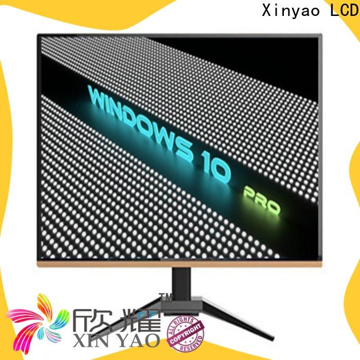 Xinyao LCD hot brand 19 inch computer monitor front speaker for lcd screen