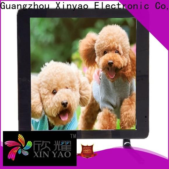Xinyao LCD 17 flat screen tv new style for lcd tv screen