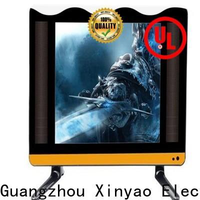 Xinyao LCD 17 flat screen tv fashion design for tv screen