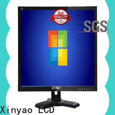 Xinyao LCD funky 17 lcd monitor best price for lcd tv screen