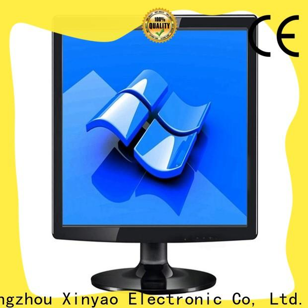 Xinyao LCD 19 inch full hd monitor gaming monitor for tv screen