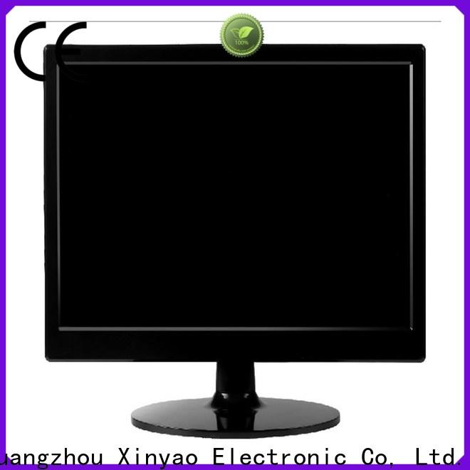 Xinyao LCD 19 inch full hd monitor front speaker for lcd screen