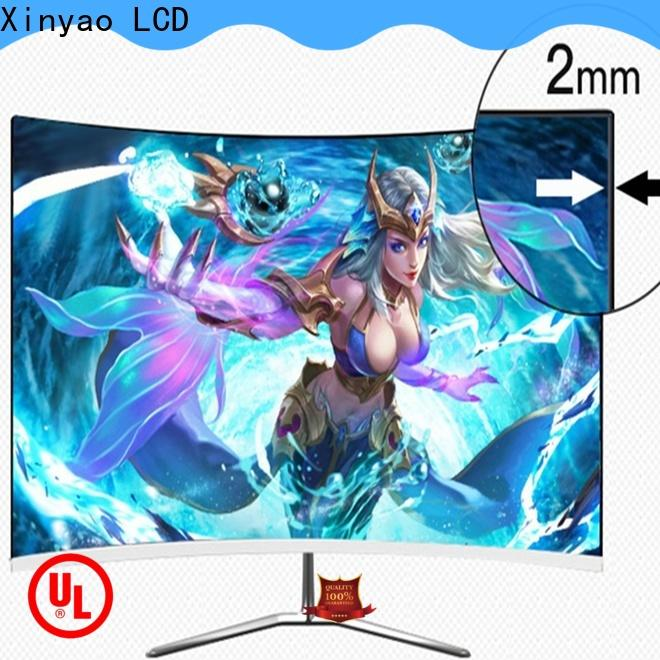 Xinyao LCD slim body 24 inch 1080p monitor manufacturer for lcd tv screen