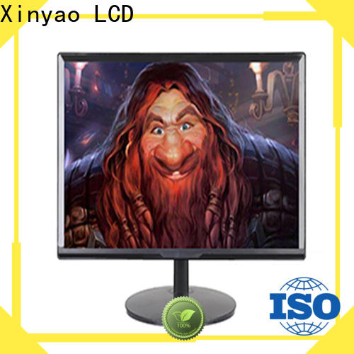 Xinyao LCD slim boarder 21.5 inch monitor modern design for lcd tv screen