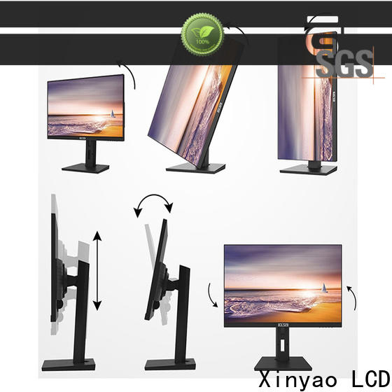 slim body 24 inch lcd monitor manufacturer for tv screen