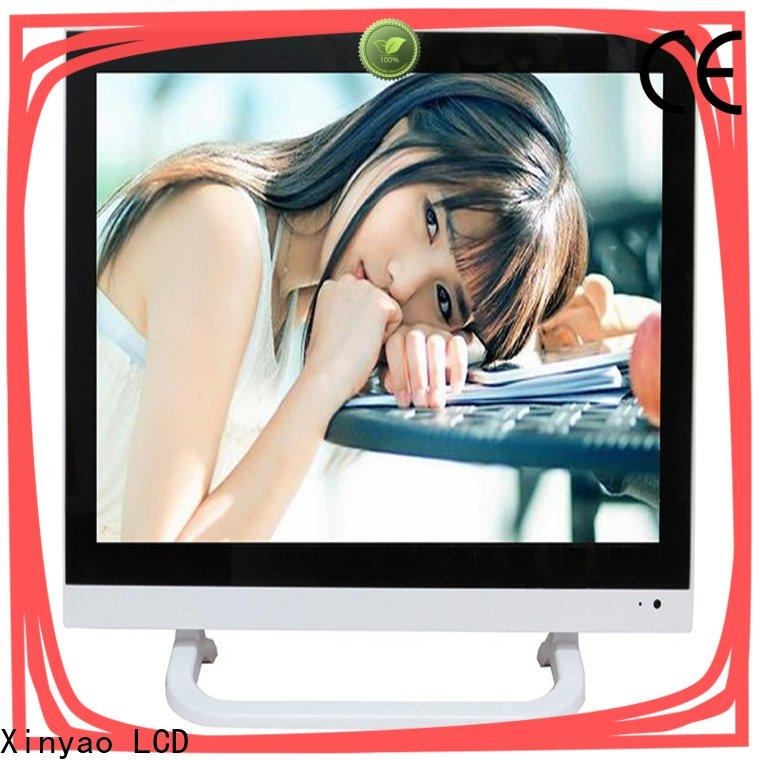 Xinyao LCD double glasses 22 inch hd tv with v56 motherboard for tv screen