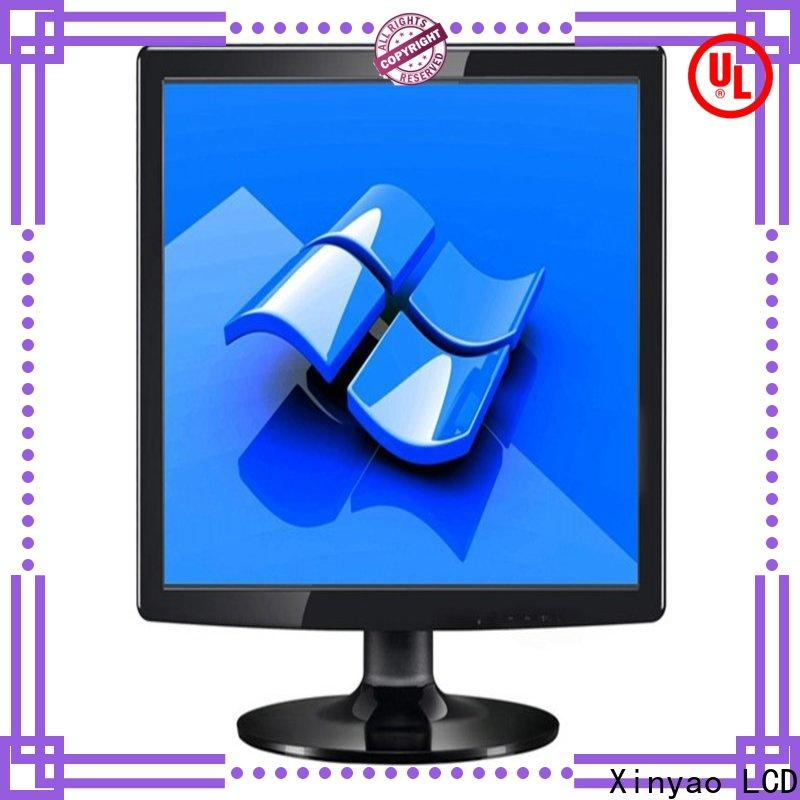 Xinyao LCD 17 inch lcd monitor best price for tv screen