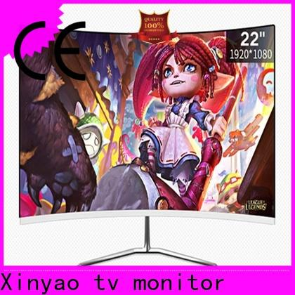 Xinyao LCD curve screen 21.5 led monitor modern design for tv screen