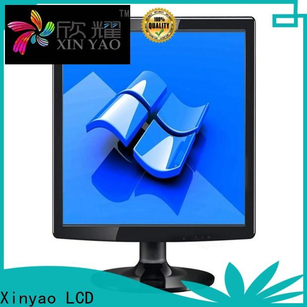 Xinyao LCD 17 inch lcd monitor price best price for lcd tv screen