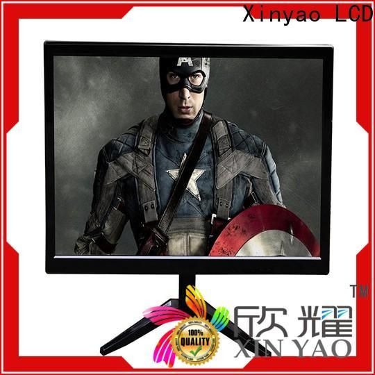 Xinyao LCD big screen monitor lcd 17 factory price for tv screen