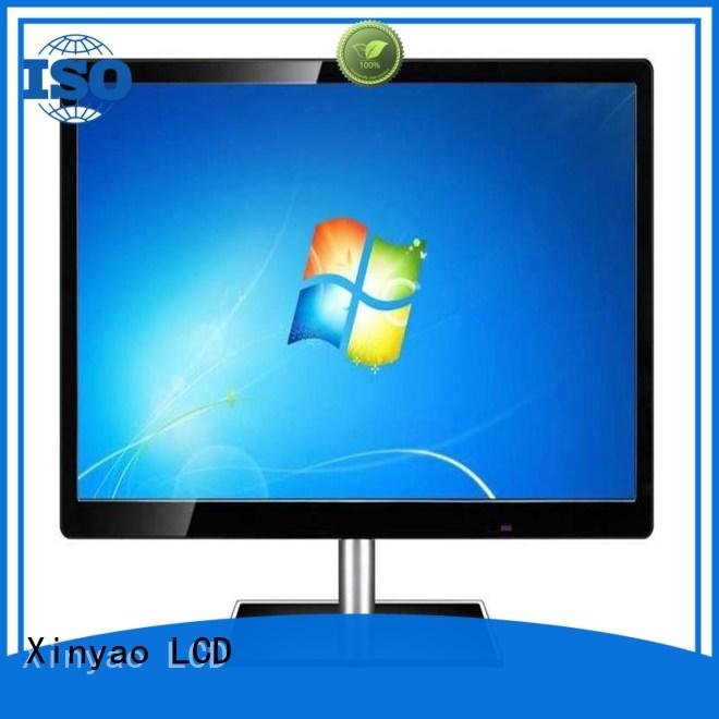 Xinyao LCD 27 inch led monitor manufacturer for tv screen