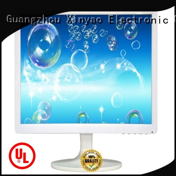 Xinyao LCD low price monitor 18.5 inch price with laptop panel for lcd screen