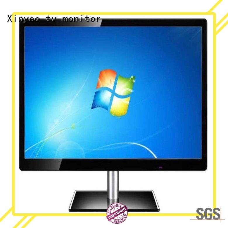 Xinyao LCD 27 inch full hd monitor manufacturer for tv screen