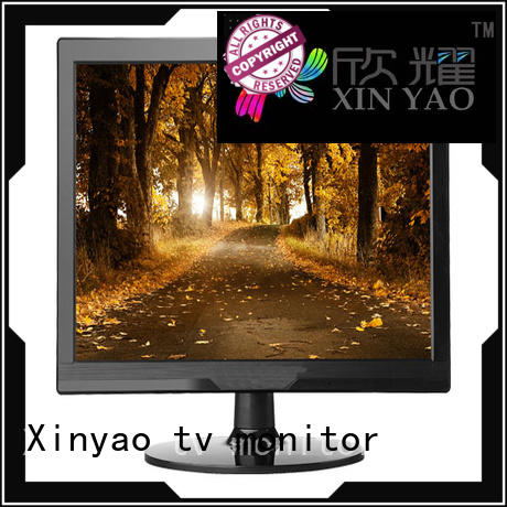 Xinyao LCD solid mesh monitor led 15 inch ODM for lcd tv screen