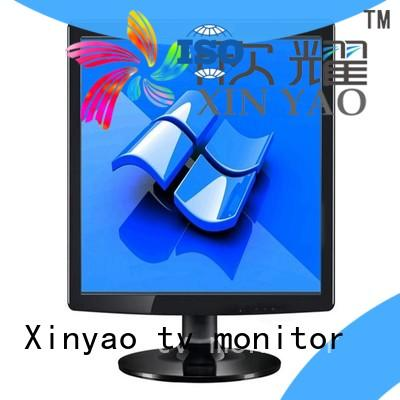 Breathable lcd 19 inch monitor OEM for tv screen Xinyao LCD
