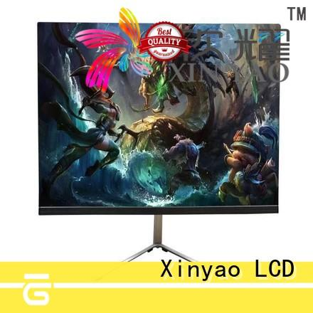 Xinyao LCD slim boarder 21.5 inch monitor for tv screen