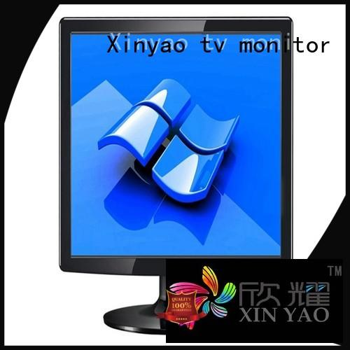 Xinyao LCD 19 inch computer monitor gaming monitor for lcd tv screen