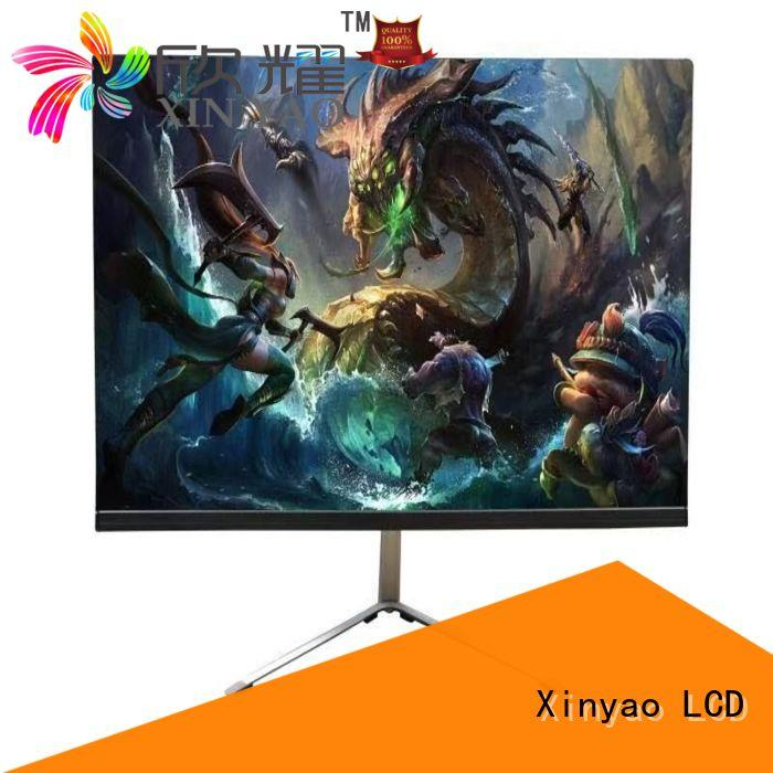 Xinyao LCD latest 21.5 inch full hd led monitor OEM for lcd tv screen