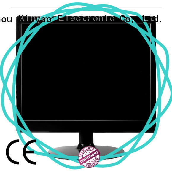 Xinyao LCD monitor 18.5 inch price with slim led backlight for lcd tv screen