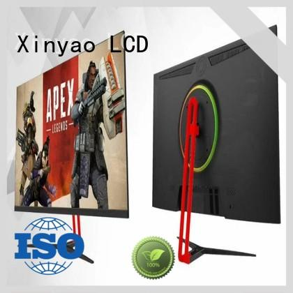 Xinyao LCD gaming moniters wholesale new design