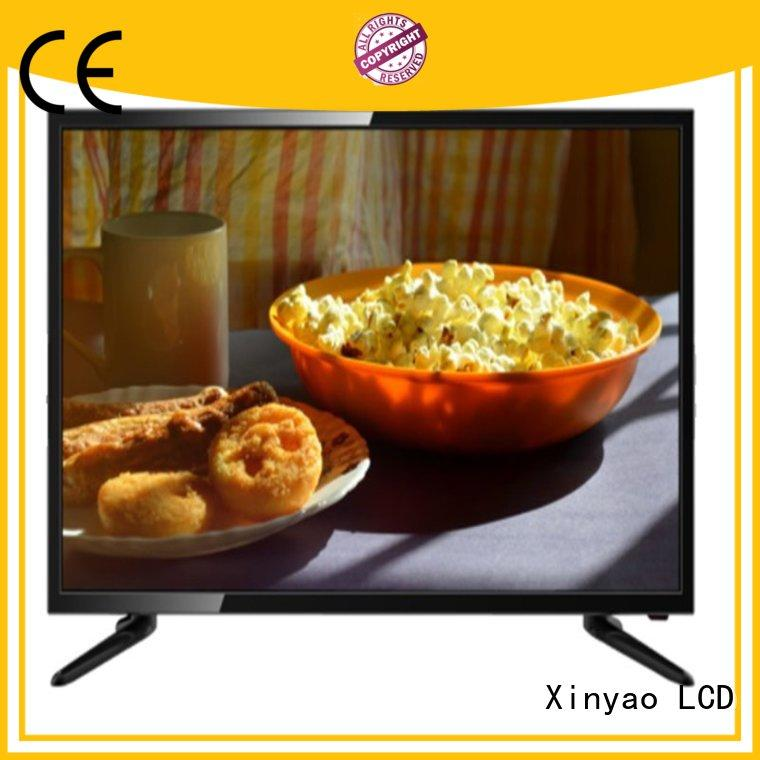 Xinyao LCD slim design best 24 inch led tv big size for tv screen