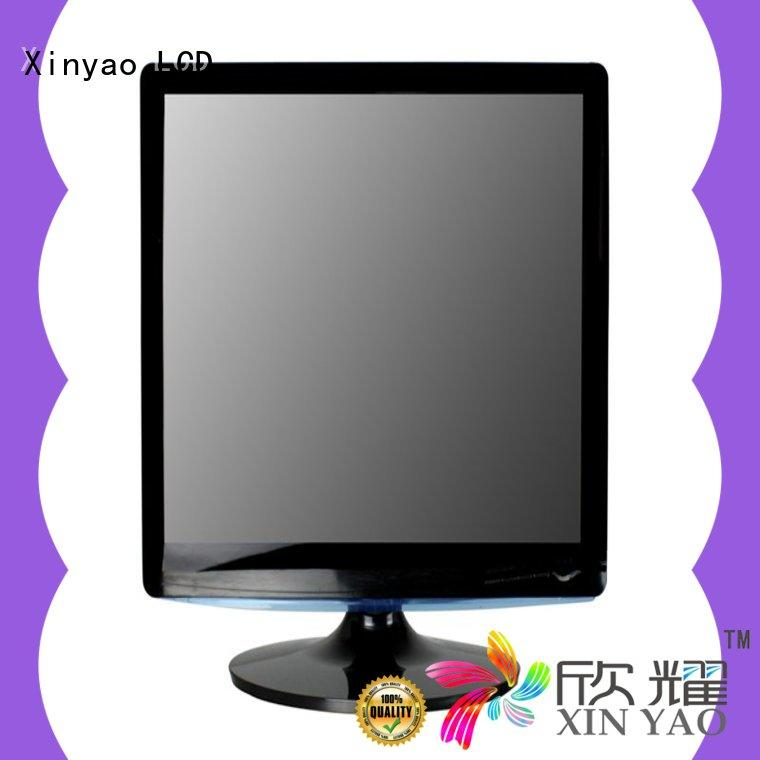 Xinyao LCD funky 17 inch lcd monitor best price for lcd tv screen