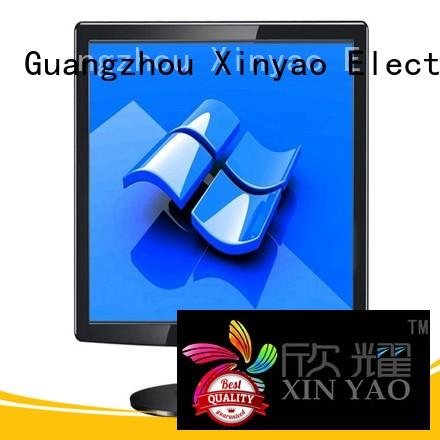 Xinyao LCD wholesale price 19 inch lcd monitor gaming monitor for tv screen