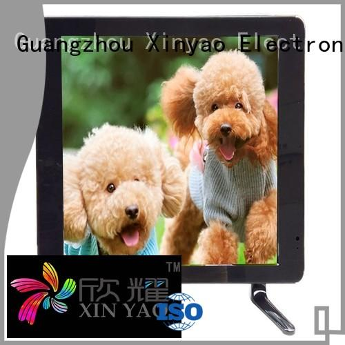 Xinyao LCD Brand 1924 model star 17 inch hd tv square