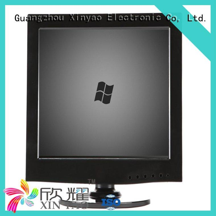 Xinyao LCD solid mesh monitor 15 lcd customization for lcd screen