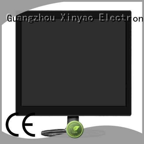 glare screen 15 inch monitor hdmi hot product for lcd screen