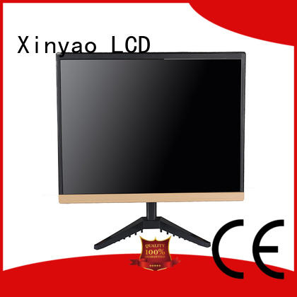 Xinyao LCD slim boarder 21.5 inch led monitor modern design for tv screen