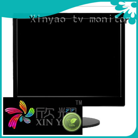 Xinyao LCD hot brand 19 widescreen monitor front speaker for tv screen