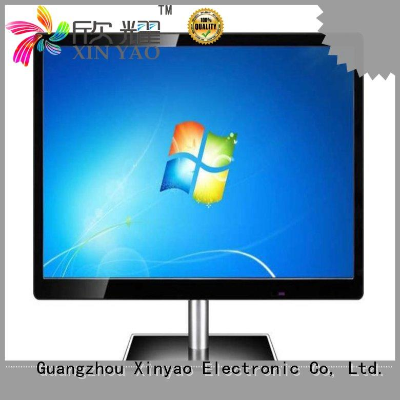 Xinyao LCD usb output hp 27 ips led hd monitor factory price for tv screen