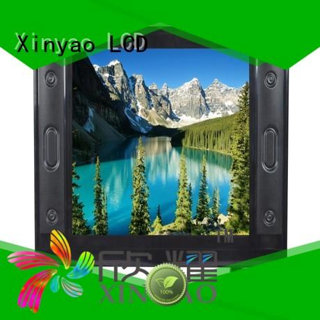 Wholesale full 15 inch lcd tv monitor led Xinyao LCD Brand