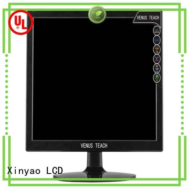 Xinyao LCD high quality 15 lcd monitor with oem service for lcd tv screen