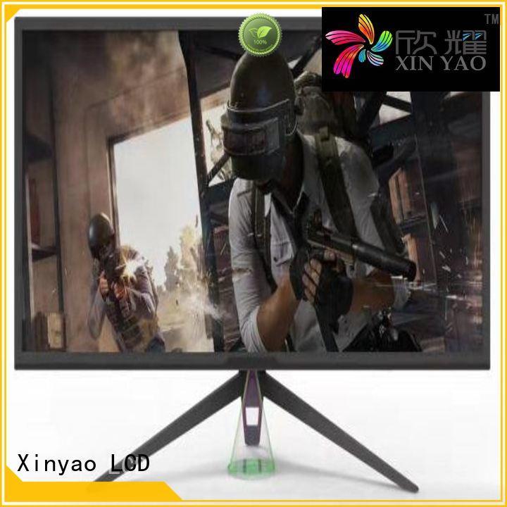 Xinyao LCD custom gaming monitor bulk supply customization