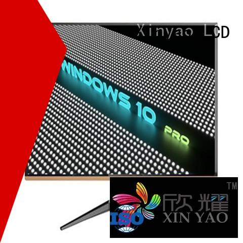 wide low tft Xinyao LCD Brand 18 computer monitor manufacture