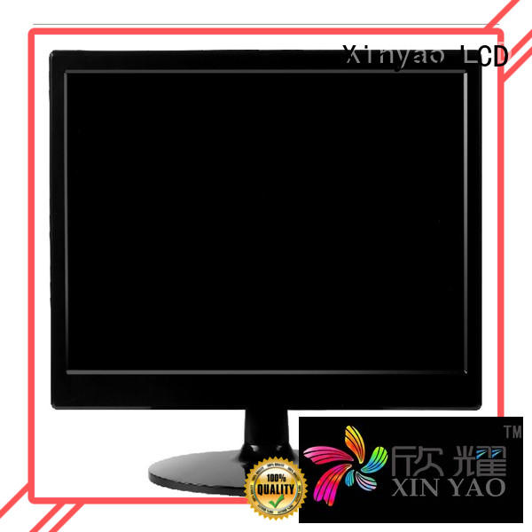 Xinyao LCD speaker 19 inch computer monitor OEM for tv screen