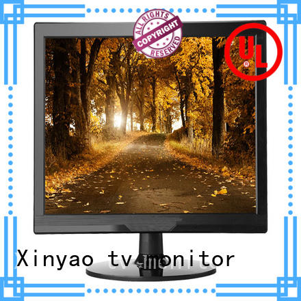 Xinyao LCD 15 flat screen monitor with speaker for tv screen