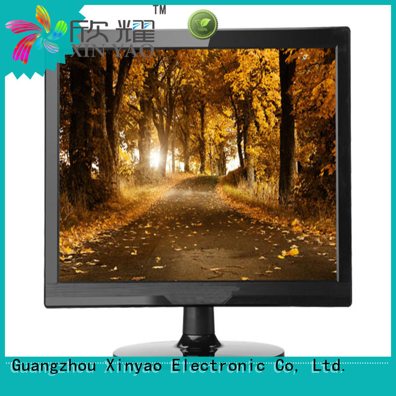 new arrival 15 flat screen monitor with speaker for tv screen
