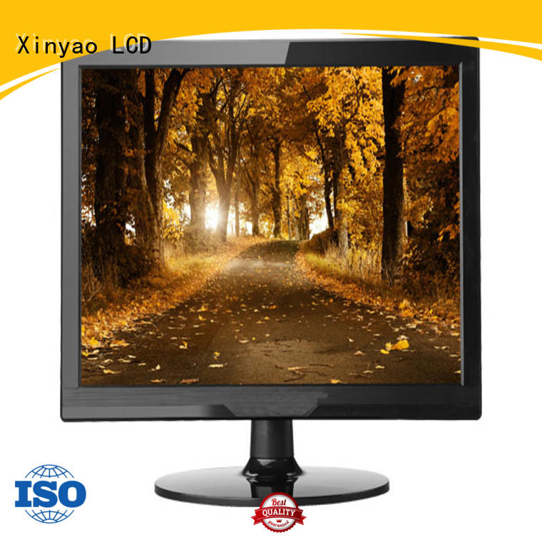 Xinyao LCD 15 lcd monitor with speaker for tv screen