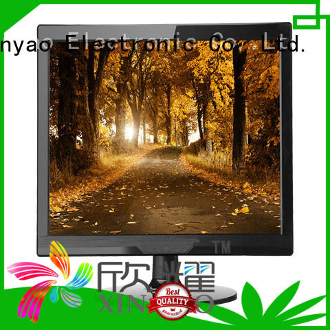 Xinyao LCD 15 inch computer monitor with hdmi vega output for tv screen