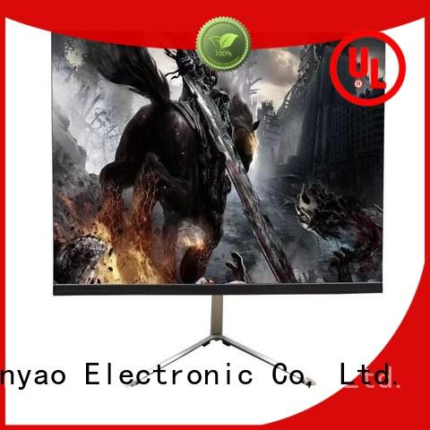 Xinyao LCD slim body 24 inch 1080p monitor oem service for tv screen
