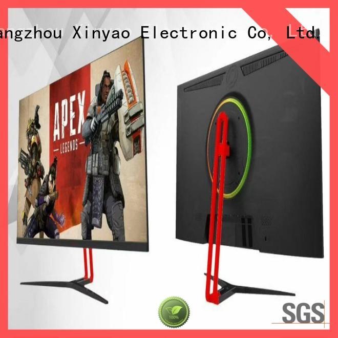 Xinyao LCD factory direct custom gaming monitor wholesale new design