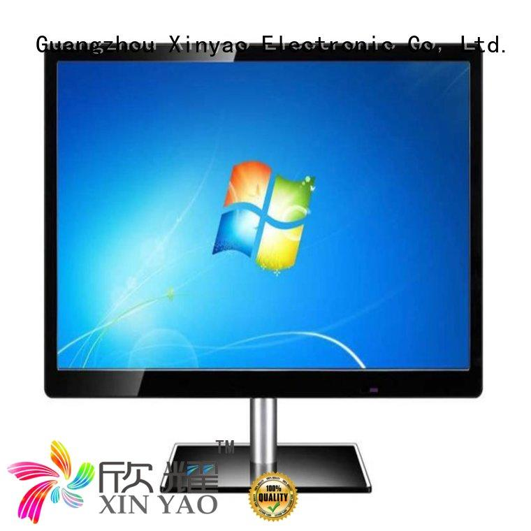 price 27 inch hd monitor color for tv screen Xinyao LCD