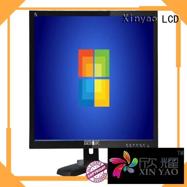 Xinyao LCD Brand led pc monitor lcd 17 manufacture