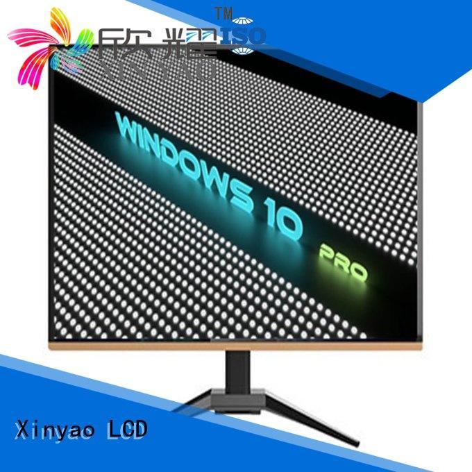 1920x1080 195 panel Xinyao LCD Brand tft lcd monitor 19 factory