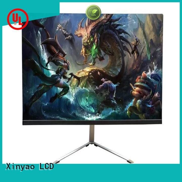 Xinyao LCD 21.5 inch monitor modern design for lcd tv screen