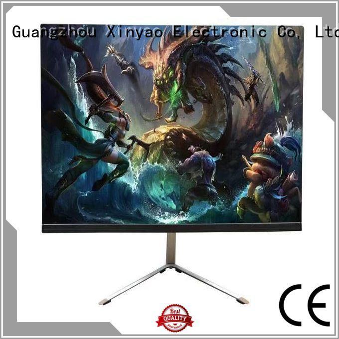 Xinyao LCD slim boarder 21.5 inch monitor full hd for tv screen